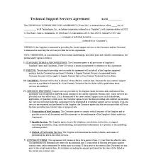 Service Contract Template Free Contract Template 50 Professional Service Agreement Templates Contracts