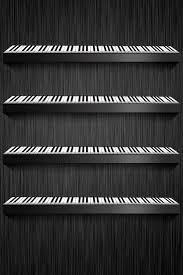 お洒落なピアノの鍵盤 スマホ用壁紙iphone用640960 Wallpaperbox