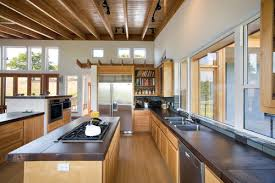 when done right tiled countertops can actually look modern and cool and we ve got five examples to prove it to you
