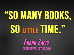 Funny Book Quotes Enchanting So Many Books So Little Time Quotes Everlasting