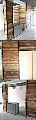 Pallet Wood Backsplash 226 Best Pallet Wall Art Images On Pinterest Pallet Wall Art