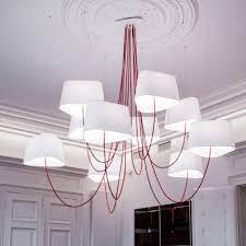 Designer Indoor Lighting Chandelier 10 Large Nuage