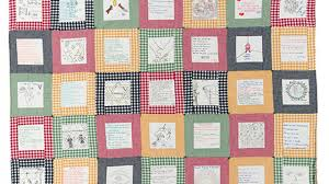 Quilt museum features Holocaust quilt program | Nebraska Today ... &