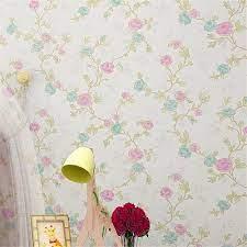Wallpaper Bedroom Wallpaper Warm Small ...