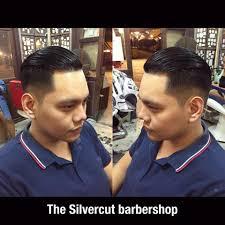 อยากหลอมาหาเรา The Silvercut Barbershop รานตดผม