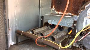 carrier heat exchanger. carrier rtu misfiring with cracked heat exchanger