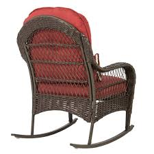 medium size of livingroom pretty all weather wicker patio swivel rocking chair livingroompretty all weather wicker