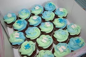 Photo Baby Shower Cupcakes Diy Image