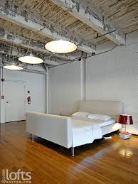 the lighting loft. Suspended Ceiling Lights Illuminate A Definite Sleeping Area Within The Loft . Lighting