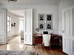 Schlafzimmer Im Altbau Mit Hohen Decken Rulmeca Germany