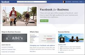 facebook business pages are created for businesses in facebook in late 2007 facebook had 100 000 business pages pages which allowed panies to promote