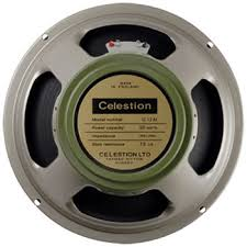 g12 g12m 67 heritage greenback 20 8 ohm celestion guitar speakers celestion g12 g12m 67 heritage greenback 20 8 ohm