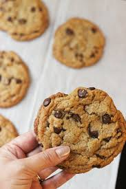 thick chocolate chip cookies recipe. Simple Chip Thick And Chewy Chocolate Chip Cookies Recipe  Good Cheap Eats With O