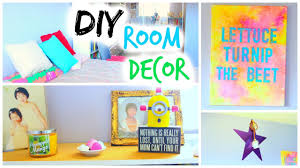 Minion Bedroom Decor Diy Room Decor For Summer Youtube