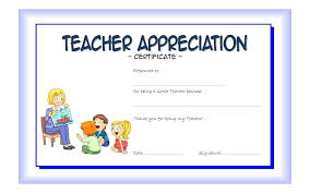 best teacher award template teacher appreciation donation request letter template certificate