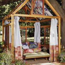 Small Picture How to Build an Outdoor Room Relaxation station Summer and Room