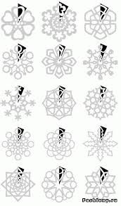 15 ideas for teachers during the holidays paper snowflakes