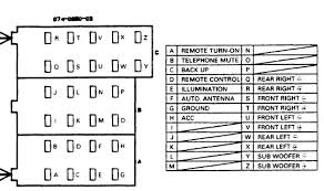 clarion car radio stereo audio wiring diagram autoradio connector Clarion Dxz375mp Wiring Diagram Clarion Dxz375mp Wiring Diagram #47 clarion dxz365mp wiring diagram