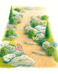 Small Picture How to Design a Rock Haven Rocks in Garden Design