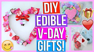diy edible valentine s day gifts 2018 gift ideas for friends boyfriend kids