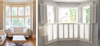 bay window shutters wooden plantation with regard to blinds decorations 1 wooden shutters o4 shutters