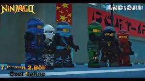 Lego Ninjago 7.Sezon 2.Bölüm Özle sahne (3 dk) HD izle Türkçe ...