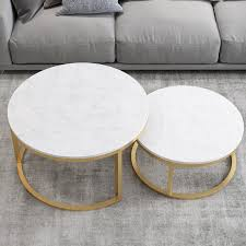 round furniture tables coffee side