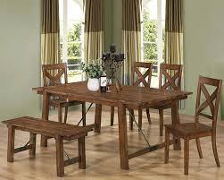 rustic dining set. Rustic Dining Set E