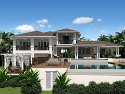 Caribbean Homes Designs In Cool Fresh Style 39 With Homes Jpg