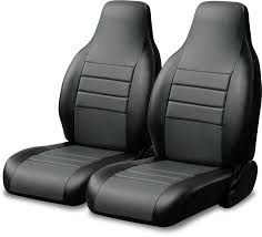 leatherlite by fia soft touch simulated leather custom fit seat covers