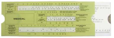 X Ray Exposure Chart For Steel Nuclear Slide Rules