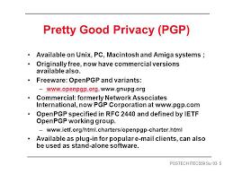 Pretty Good Privacy Pretty Good Privacy Under Fontanacountryinn Com