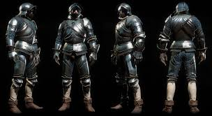 Light Plate Armor Wip Full Metal Witcher Page 3 Forums Cd Projekt Red