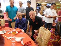 GM IP CHUN 95th birthday party. Hong Kong, Aug 2019 - Okinawa Ryuibukan  Academy 沖縄龍伊武館学院