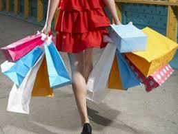Resultado de imagen para De compras en Nueva York