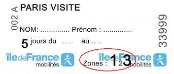 paris visite p card paris by train