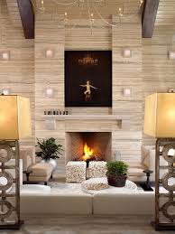 Houzz Fireplace Mantels Living Room Transitional With Sofa Woven Houzz Fireplace