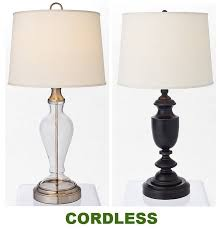 battery operated cordless table lamps whereiit diy house