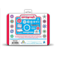 How To Use Spirograph Design Set Spirograph Design Set Tin