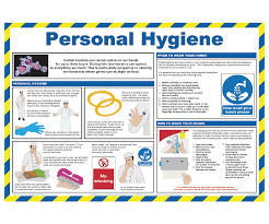 Food Hygiene Poster Personal Hygiene Poster Hsp18 H S Posters First Aid Kits
