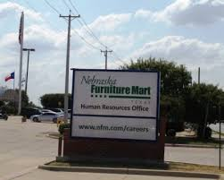 Nebraska Furniture Mart hiring office in The Colony isn t open yet