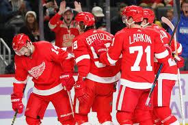 Vegas Golden Knights Vs Detroit Red Wings Updates Lineups