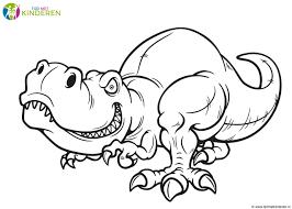 25 Vinden Kleurplaten Dinosaurus Rex Mandala Kleurplaat Voor Kinderen