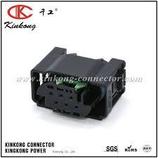 6 pin female waterproof type automotive electrical connectors1 1 967616 1 6 pin female wire harness automotive electrical connectors ckk7061f 0 7 21