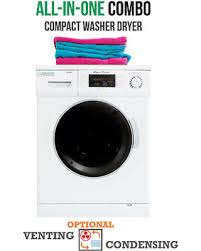 equator washer dryer. Wonderful Equator Equator EZ 4400 CV White Allinone Compact Combo Washer Dryer 1200 Rpm And 4