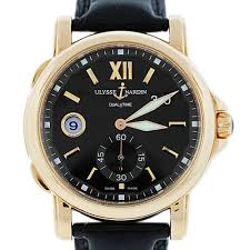 big men watches best watchess 2017 ulysse nardin gmt big date 246 55 32 rose gold men s watch in fl large watches big face