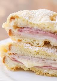 Monte Cristo Sandwich Recipe (+VIDEO)