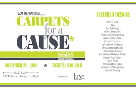 Designs For Dignity Chicago Carpets For A Cause Events Powerhouse Smart