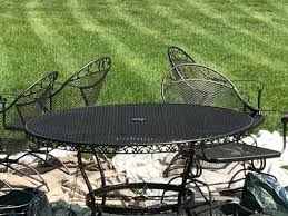 better homes and gardens wrought iron