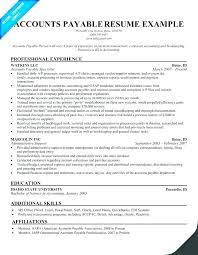 Paraeducator Resume Example Accounting Clerk Resume Sample Skills